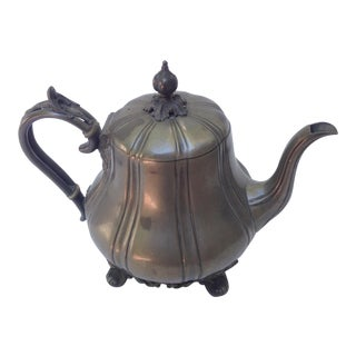 Antique English Traditional Teapot