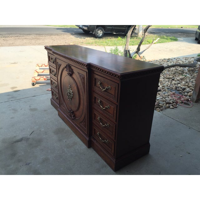 Hooker Furniture Buffet Table - Image 3 of 5