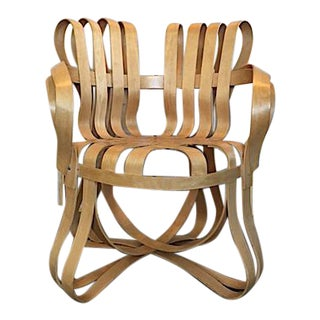 Frank Gehry for Knoll Modern Cross Check Chair