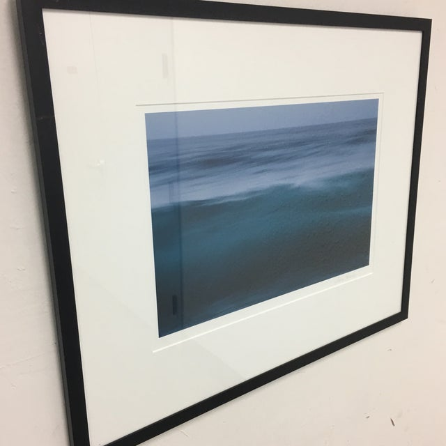 Image of Eddie Soloway Blue Water Color Photograph
