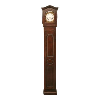 c1820 French Antique Tall Case Clock