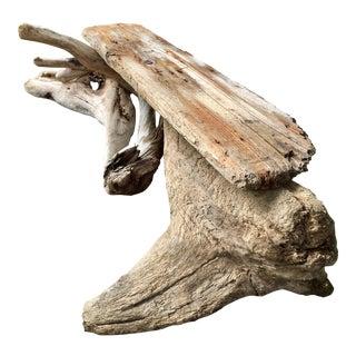 Alaskan Driftwood Sculpture