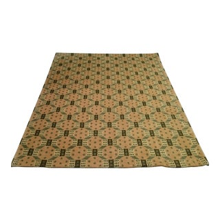 Contemporary Nepalese Hand Made Oriental Rug- 5′ × 7′