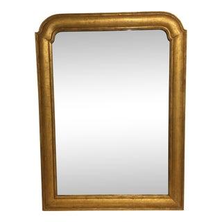 Custom Made Rose Tarlow 22k Gold Mirror