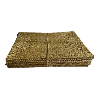 Hyacinth Straw Placemats - Set of 6