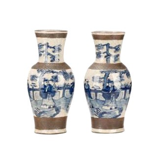 Antique Chinese Urns - A Pair