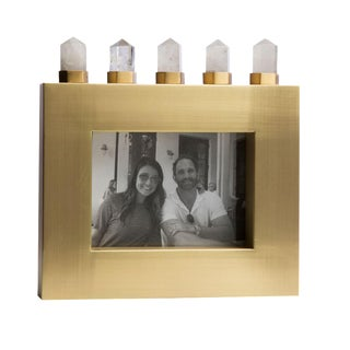 Emporium Home Horizontal Quartz Picture Frame