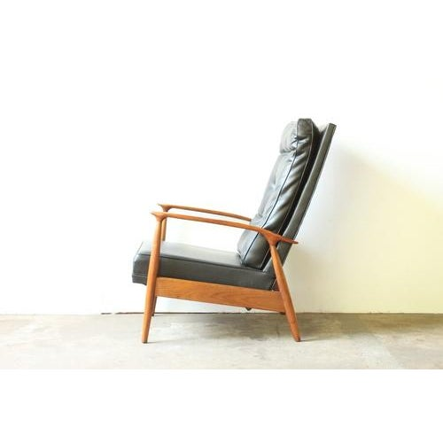 Milo Baughman for James Inc Lounge Chair - Image 3 of 9