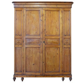 Northern European Pine Armoire