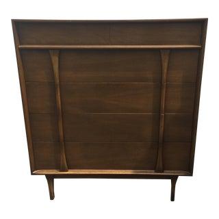 Mid-Century Highboy Dresser