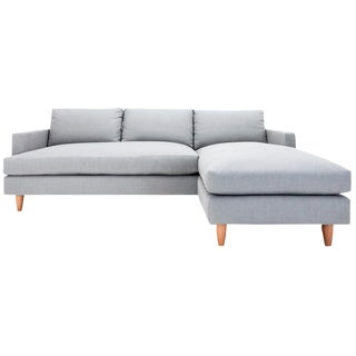 Sectional Sofa with Reversible Chaise