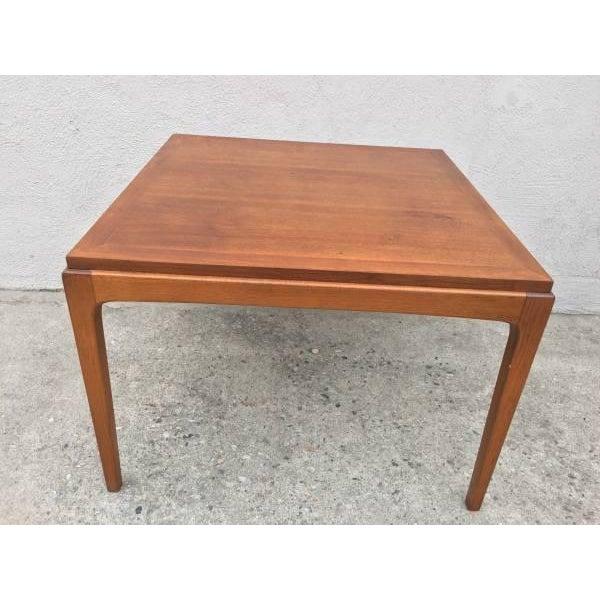 Mid-Century Walnut Coffee Table - Image 3 of 8
