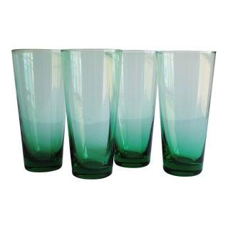Vintage Highball Glasses, Set of 4