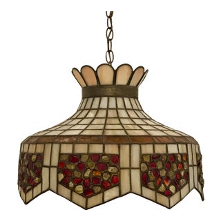 Vintage Tiffany Style Pendant Lighting