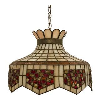 Vintage Tiffany Style Pendant Lighting