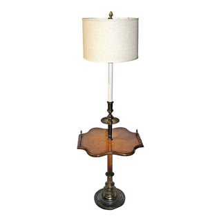 Traditional Floor Table Lamp