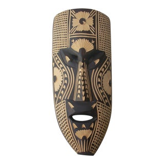 Western African Tribal Mask