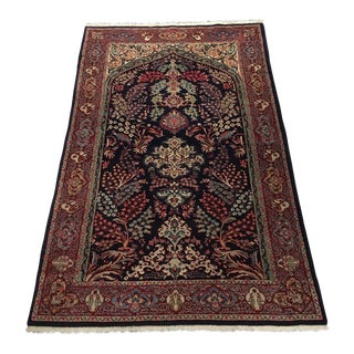 "Persian Meditation Carpet - 53.5"" x 90"""