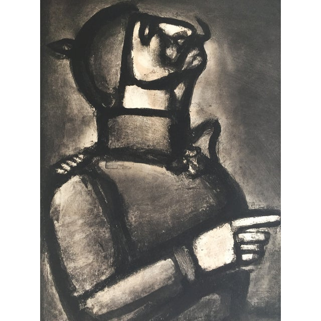 Original Aquatint by Georges Rouault - Image 4 of 5