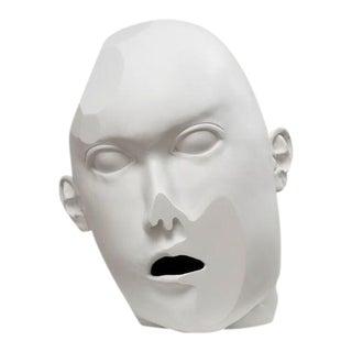 Tanya Batura Achromic F Sculpture