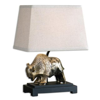 Buffalo Lamp