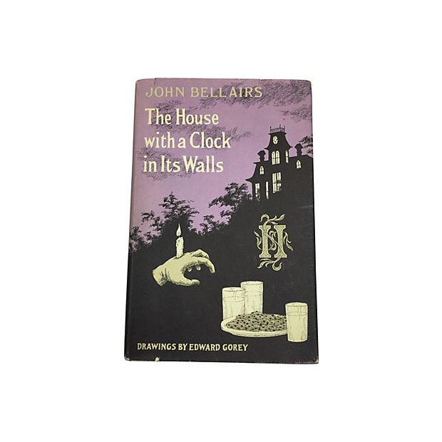 The House With a Clock in its Walls Book - Image 1 of 7