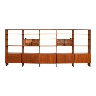 HG Furniture Danish Shelf Unit