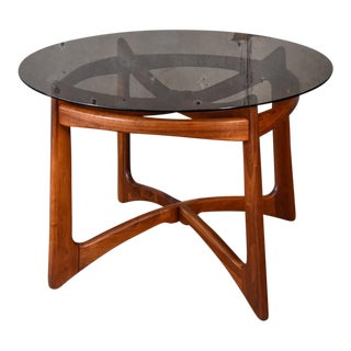Adrian Pearsall 2458-T Sculptural Walnut Dining Table