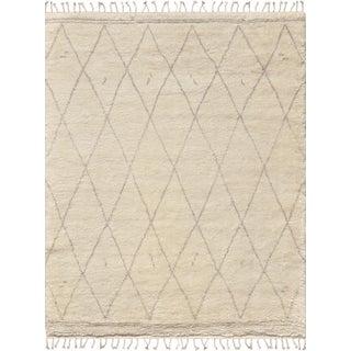 Casablanca Wool Area Rug - 12′ × 15′