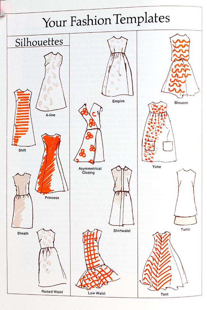 Vintage Vogue Sewing 106