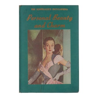 """1952 """"Personal Beauty and Charm"""" Illustrated Book"""