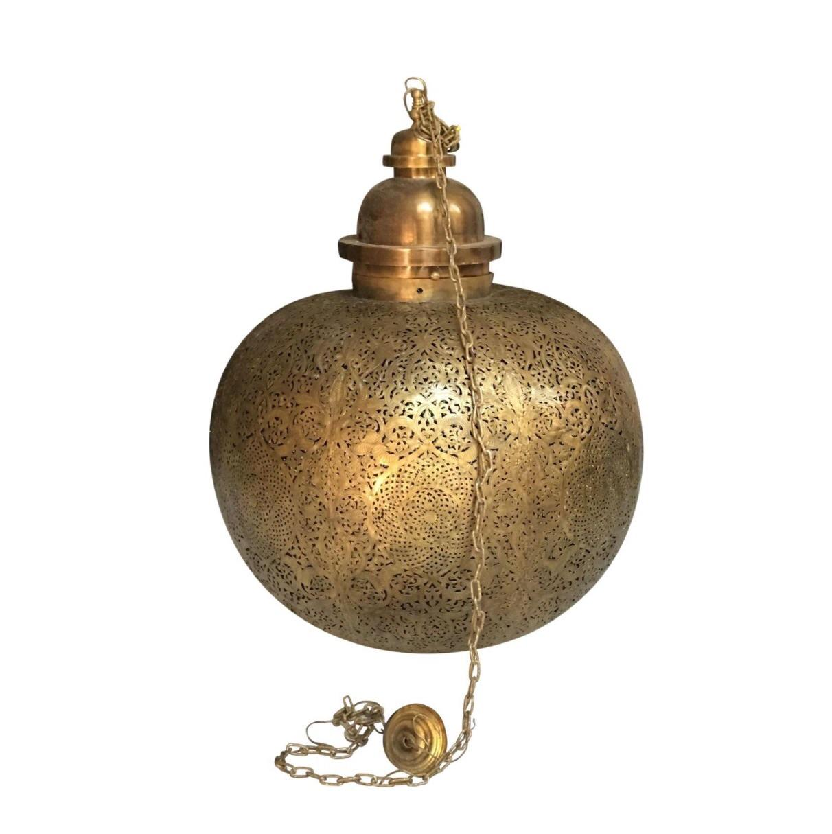 Image of Moroccan Ceiling Light Fixture