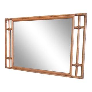 Ficks Reed Island Chic Bamboo Mirror