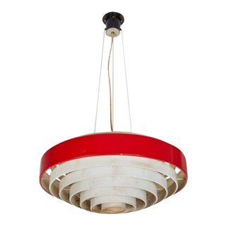 Louvered Suspension Light by Stilnovo