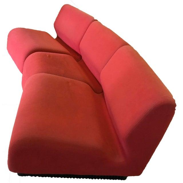 Orange Herman Miller Chadwick Modular Seating - Image 3 of 11