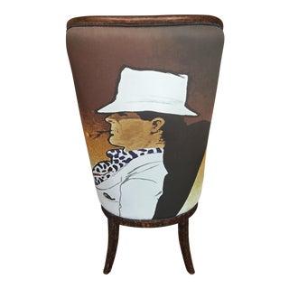 Tres Jolie Maison Home Collection Rene Gruau Design Host Chair