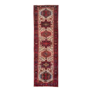 "Apadana - Vintage Persian Rug, 3'2"" x 10'8"""