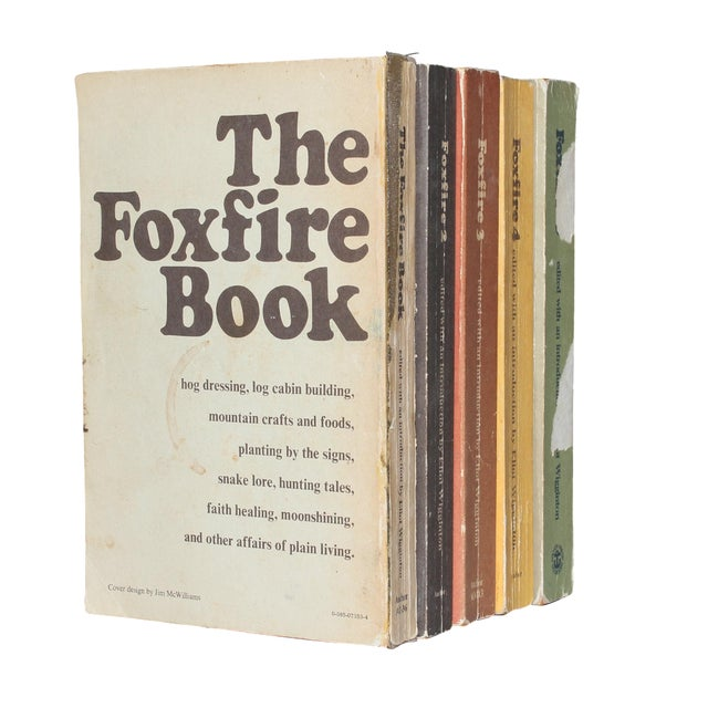 Foxfire Book Collection - Set of 5 - Image 1 of 11