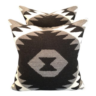 Custom Yuma Valley Pillows - a Pair