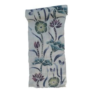Hand Woven Linen Batik Roll