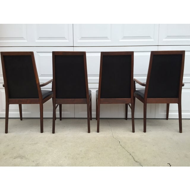 Milo Baughman Dillingham Dining Chairs - Set of 4 - Image 10 of 11