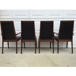 Image of Milo Baughman Dillingham Dining Chairs - Set of 4