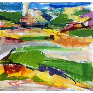 Landscape #1 Sketch by Heidi Lanino