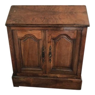 Very Early 19th Century Louis XV Prie-Dieu in Walnut