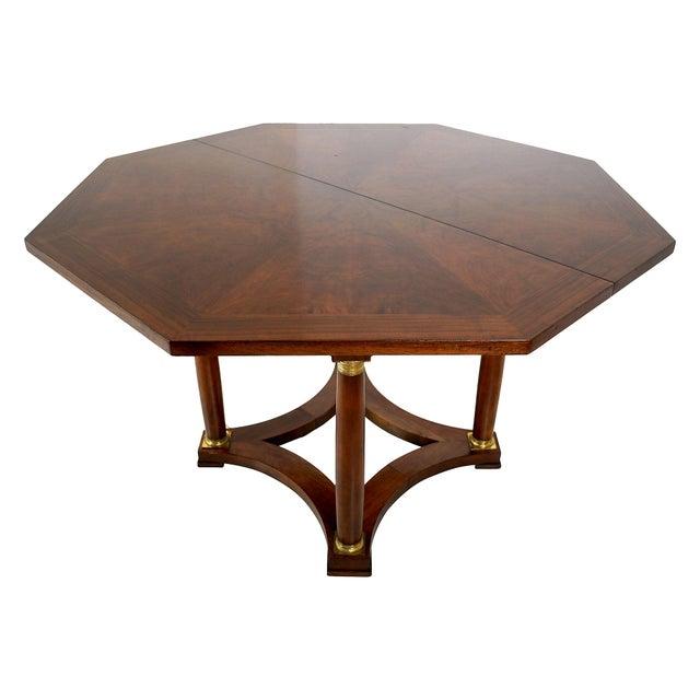 Image of Baker Vintage Regency Style Dining Table