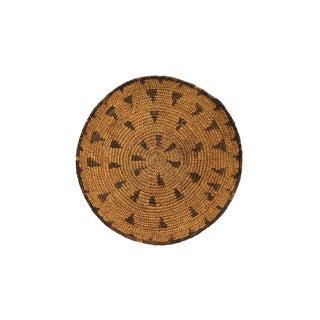 Native American 1920s Antique Mission Basket