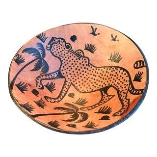 African Handmade Wooden Bowl