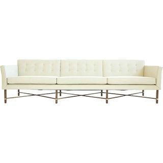 Harvey Probber Three-Seat Sofa