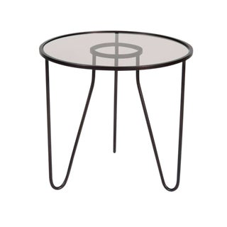 Customizable Mika Ring Tripod Table