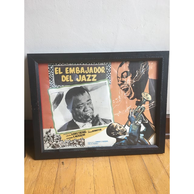 Image of Framed Vintage Spanish Hollywood Movie Posters - Set of 3
